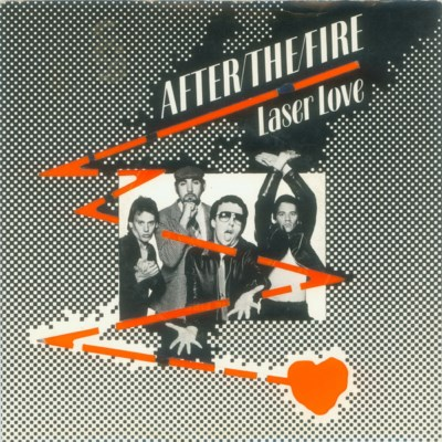 After The Fire - Laser Love - 1979