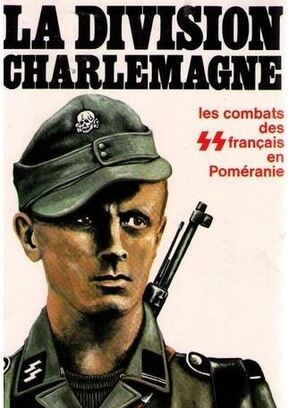 division ss charlemagne france nazi
