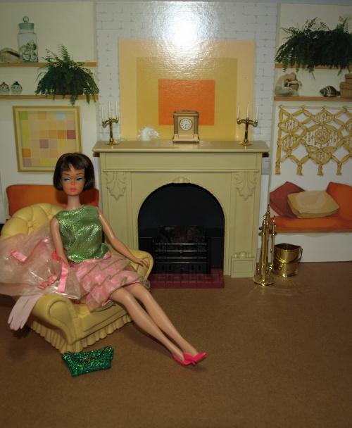 Barbie vintage : Scene Stealers