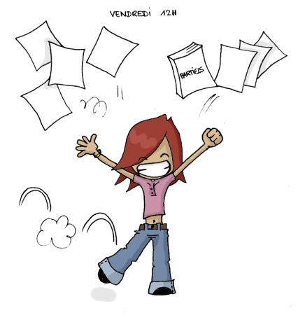 Pour ma part il reste 4 semaines de cours puis ce sont les révisions