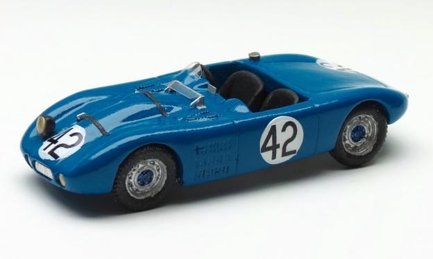 Le Mans 1949 Abandons I