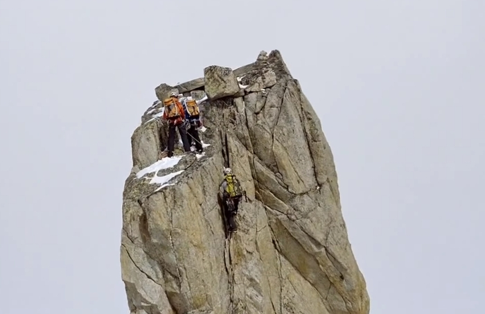 Les Alpes en 3D...