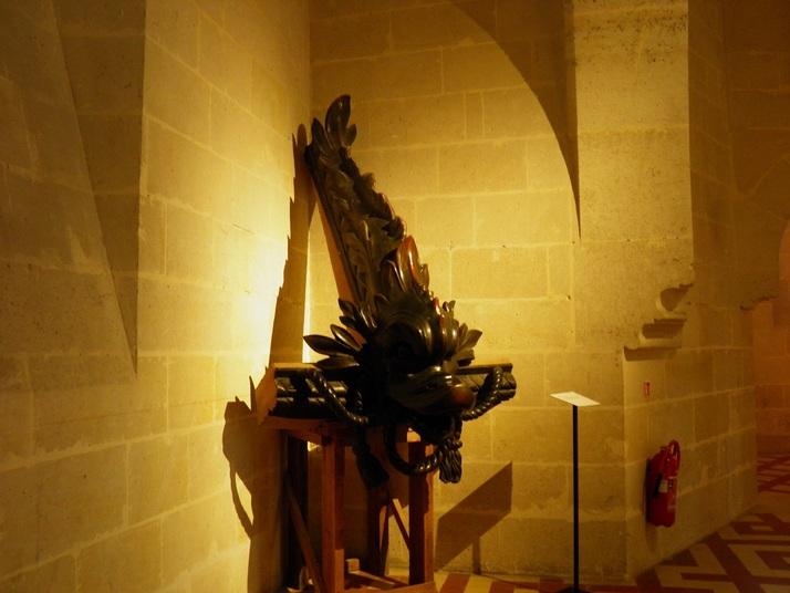 Le château de Pierrefonds : la plomberie d'art