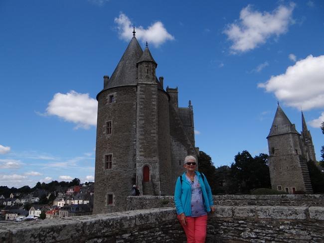 Josselin - Le château - 2 -