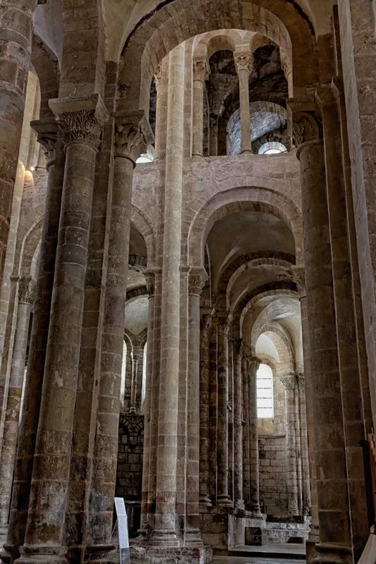 L'abbatiale Sainte-Foy de Conques - 2