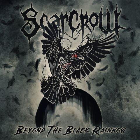 """SCARCROW - Infos à propos du premier album Beyond The Black Rainbow ; Artwork dévoilé ; """"From The Ashes"""" Clip"""