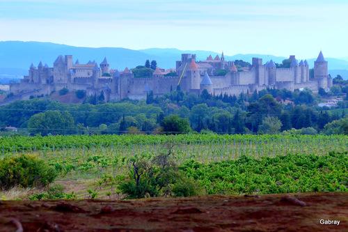 Carcassonne : le Cité !