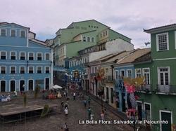 Salvador de Bahia (le Pelourinho suite)