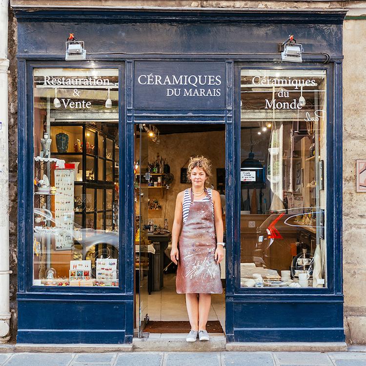 Les-devantures-de-magasins-parisiens-par-Sebastian-Erras-14 Les devantures de magasins parisiens par Sebastian Erras