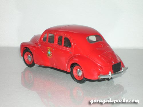4cv Pompier