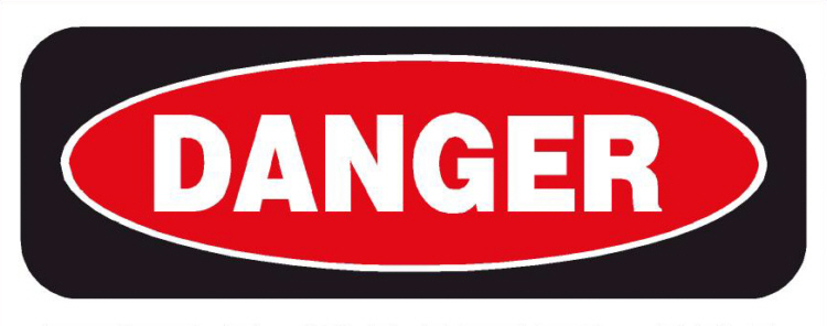 **Attention danger !**