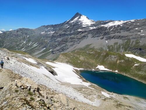 18/07/2018 Col de la Bailetta Alpes Grées Savoie 73 France