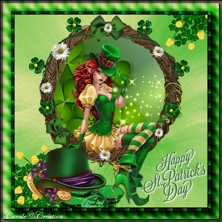 Bonne fête de Saint Patrick