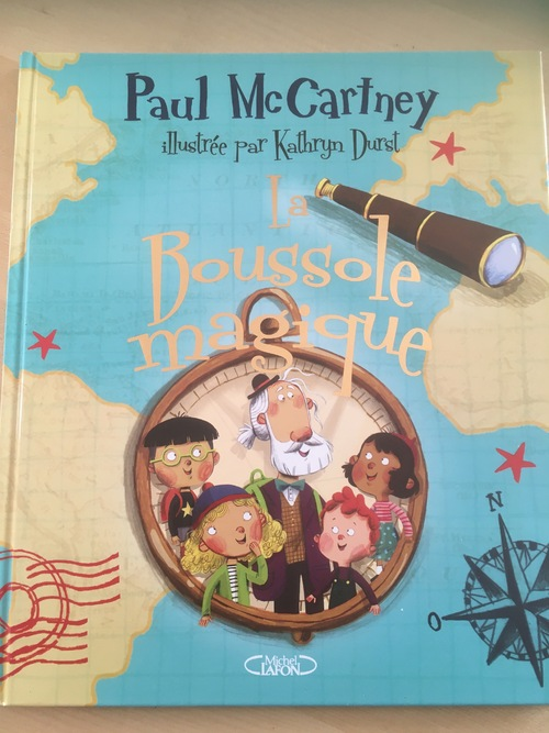 """La boussole magique"", Paul Mc Cartney"