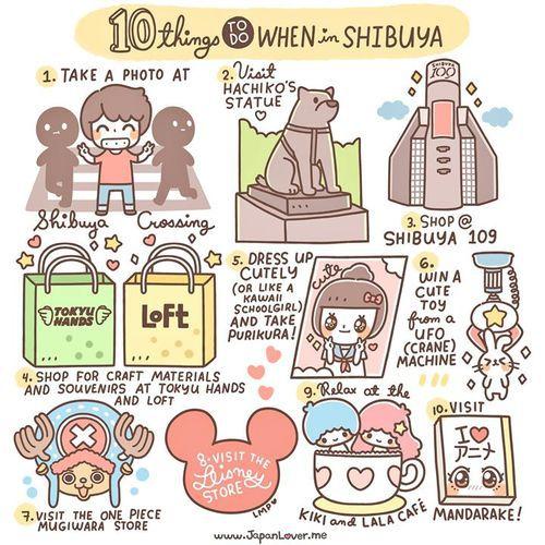 If you visit Japan