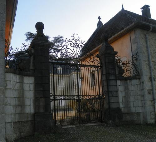 Le château de Montarfier