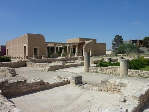 El-Jem, la maison d'Africa