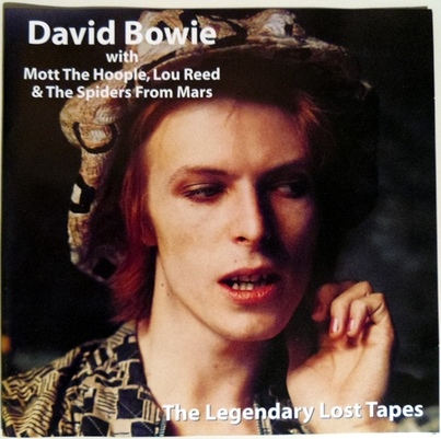 Bowie (suite) : The Legendary Lost Tapes