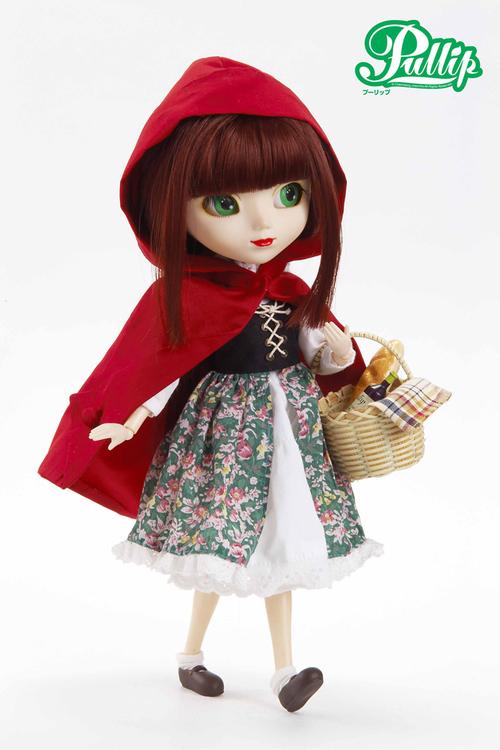 Octobre: Pullip Little Red Riding Hood
