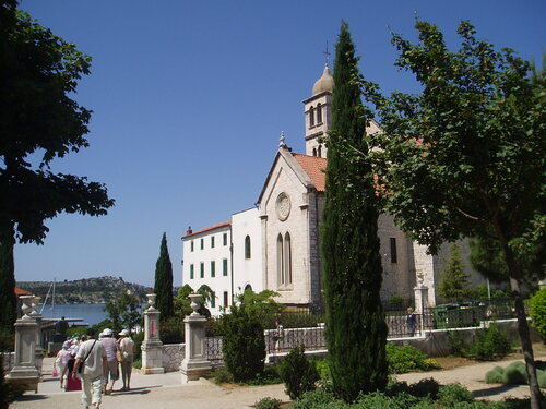 Sibenik en Croatie (photos)