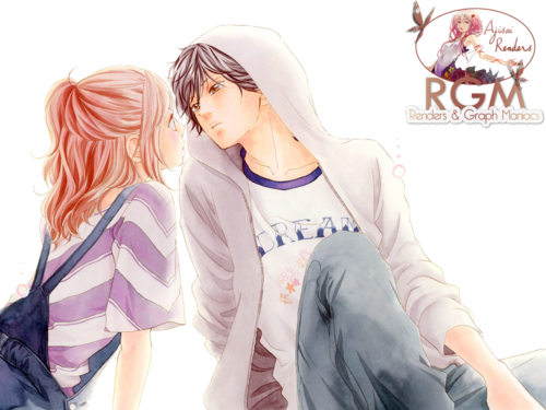 ao haru ride couple