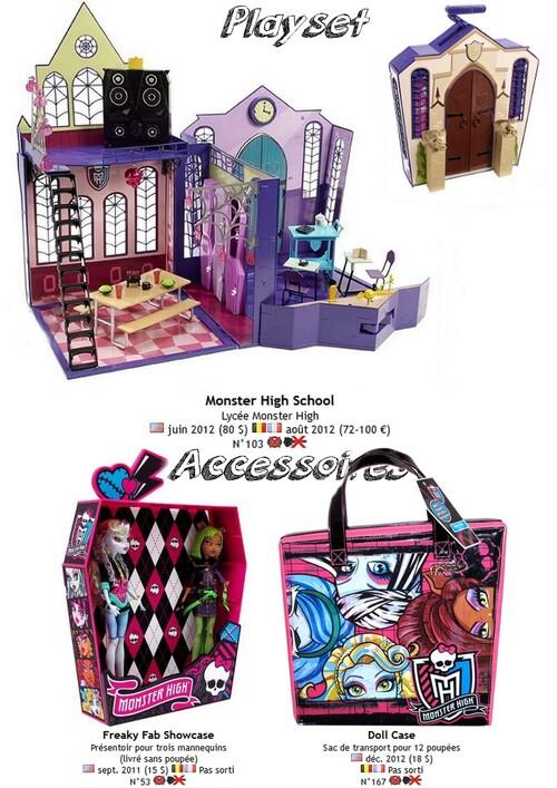 Playsets et Accessoires