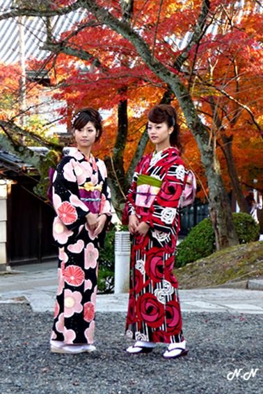 Un automne au Japon