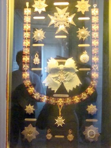 Talleyrand, décorations