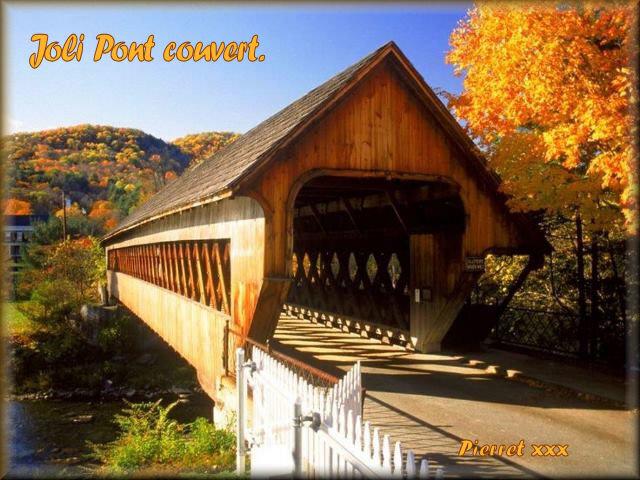 post 2- pont couvert Vermont 2019