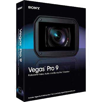 Sony Vegas Pro 9 rapidshare fileserve mediafire + crack