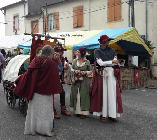 Fête médiévale...