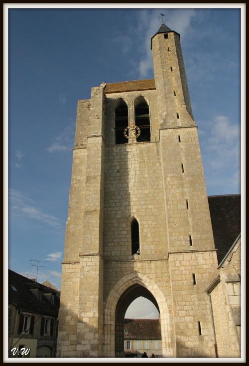 Eglise d'Egreville (77)