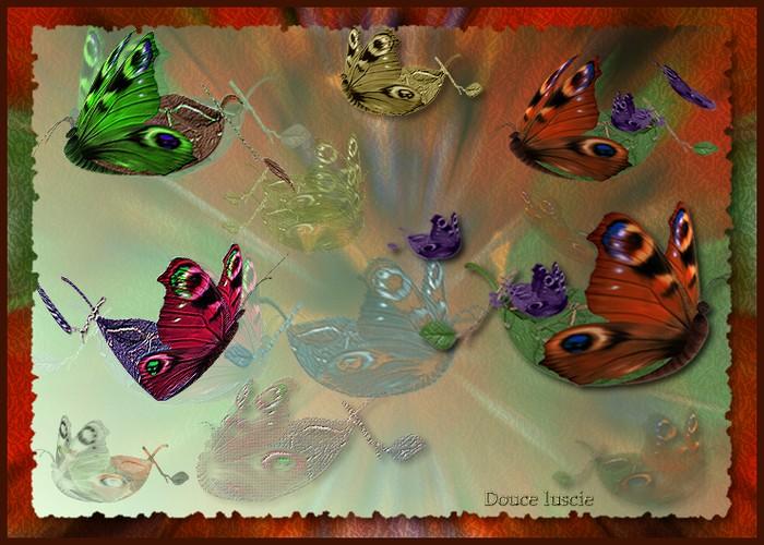 Défi Solo Papillons