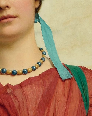 Eurypyle (Détail) John William Godward 1921