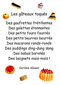 Cartonnettes Gourmandes !