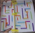 période 1 : fabriquer des jeux de classe