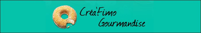 Créa'Fimo Gourmandise