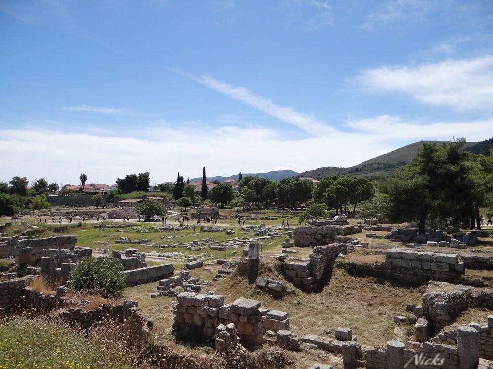Corinthe,Grèce,