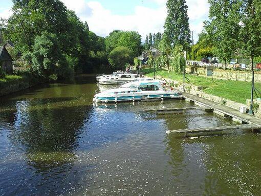 Escapade sur le canal de Nantes à Brest