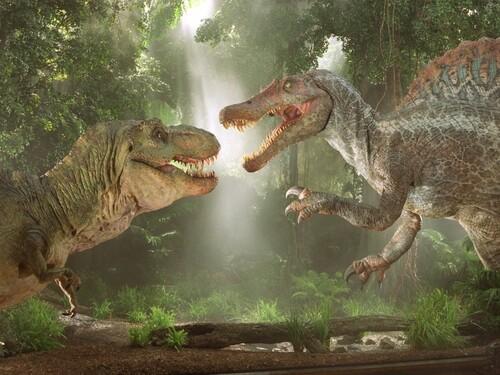 L'Aventure des Dinosaures : la Chronologie