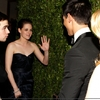 Oscars 2010 Kristen Stewart, Taylor Lautner After Party