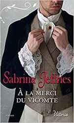 Chronique À la merci du vicomte de Sabrina Jeffries