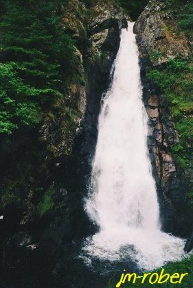 Les Cascades de Gimel, un des plus beaux sites naturels de Corrèze