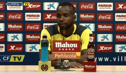Bakambu parle de la qualification