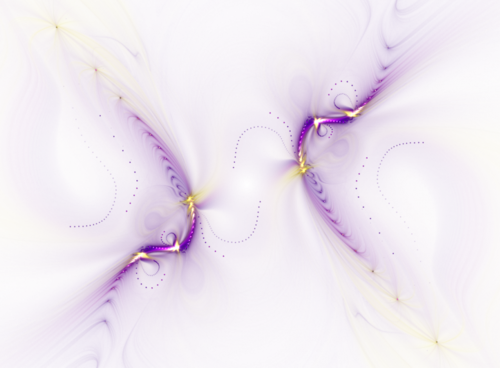 Tubes fractales en png