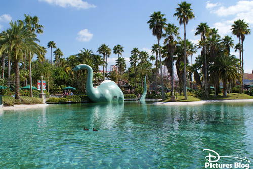 Disney's Hollywood Studios - Echo Lake