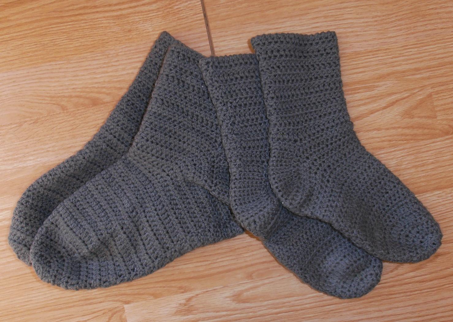 chaussette homme crochet. Black Bedroom Furniture Sets. Home Design Ideas