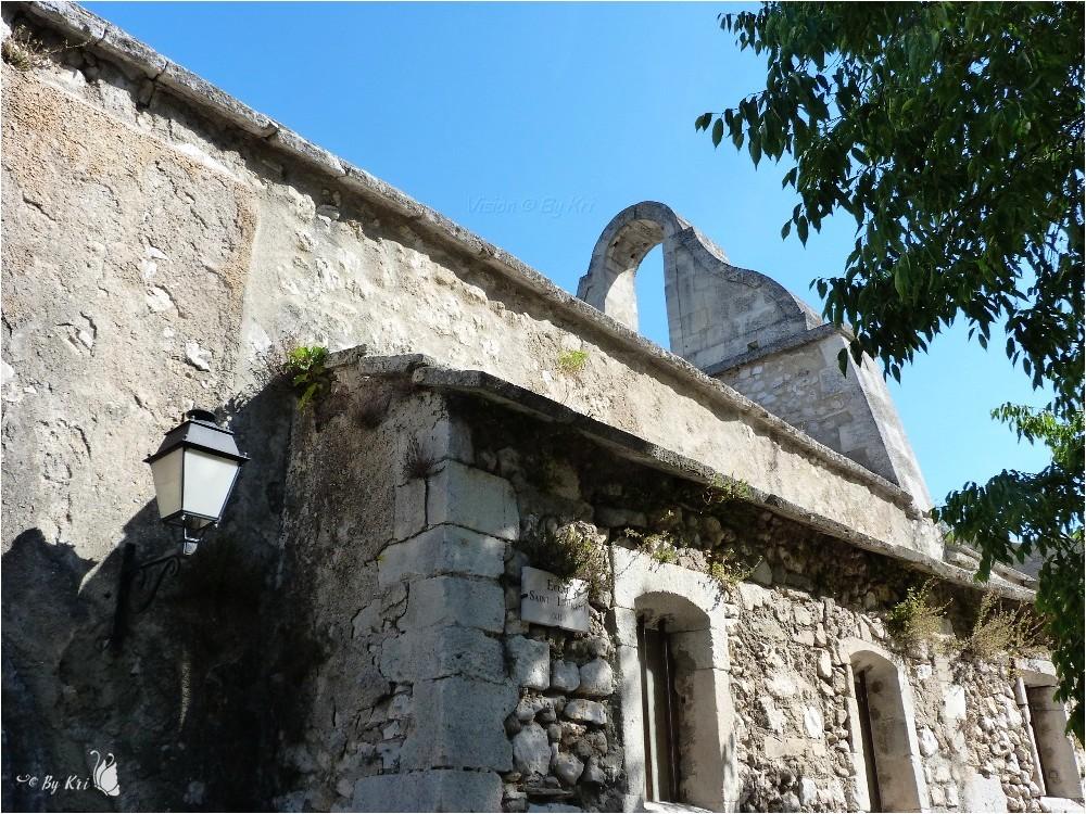 Eygalières (Fr-13) ~ L'Ancienne Eglise Saint Laurent ...