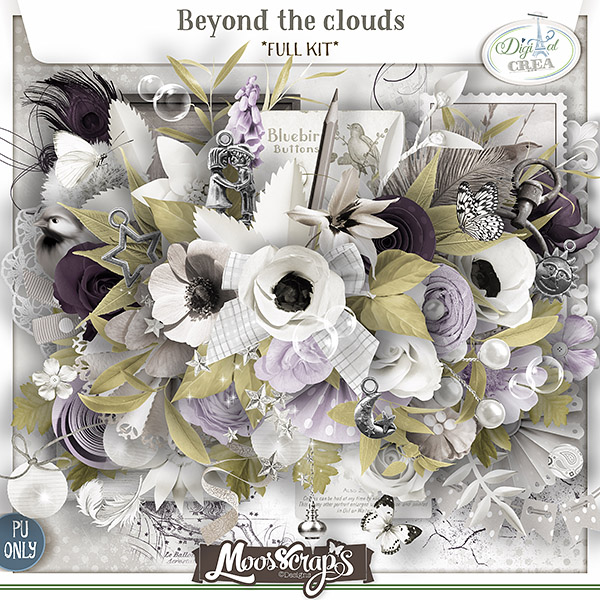 Beyond the clouds - full kit