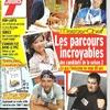 couverture du tele 7 jours 10 au 16 septembre 2011